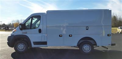 2018 ProMaster 3500 Standard Roof FWD,  Service Utility Van #11131 - photo 8