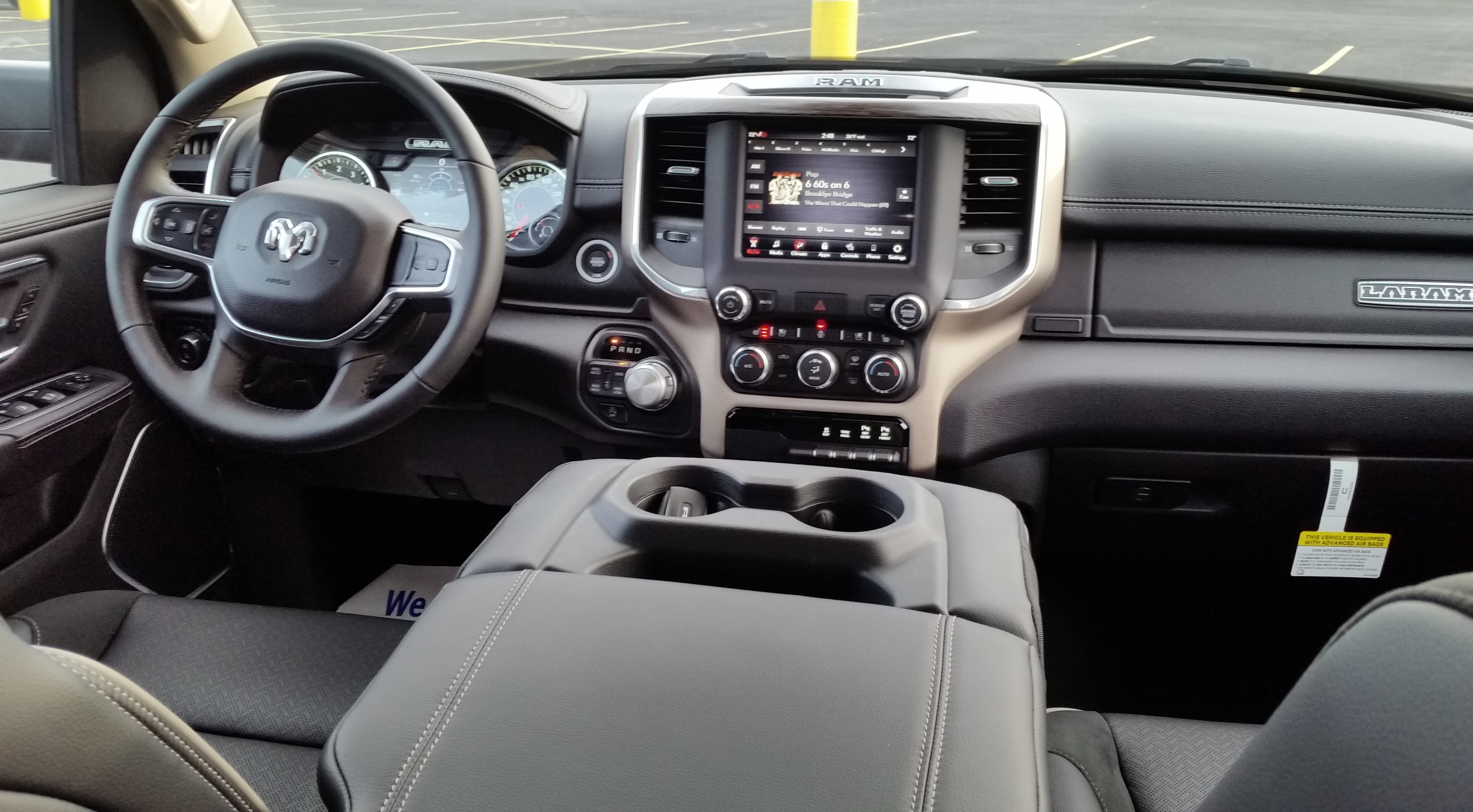 2019 Ram 1500 Crew Cab 4x4,  Pickup #11189 - photo 21