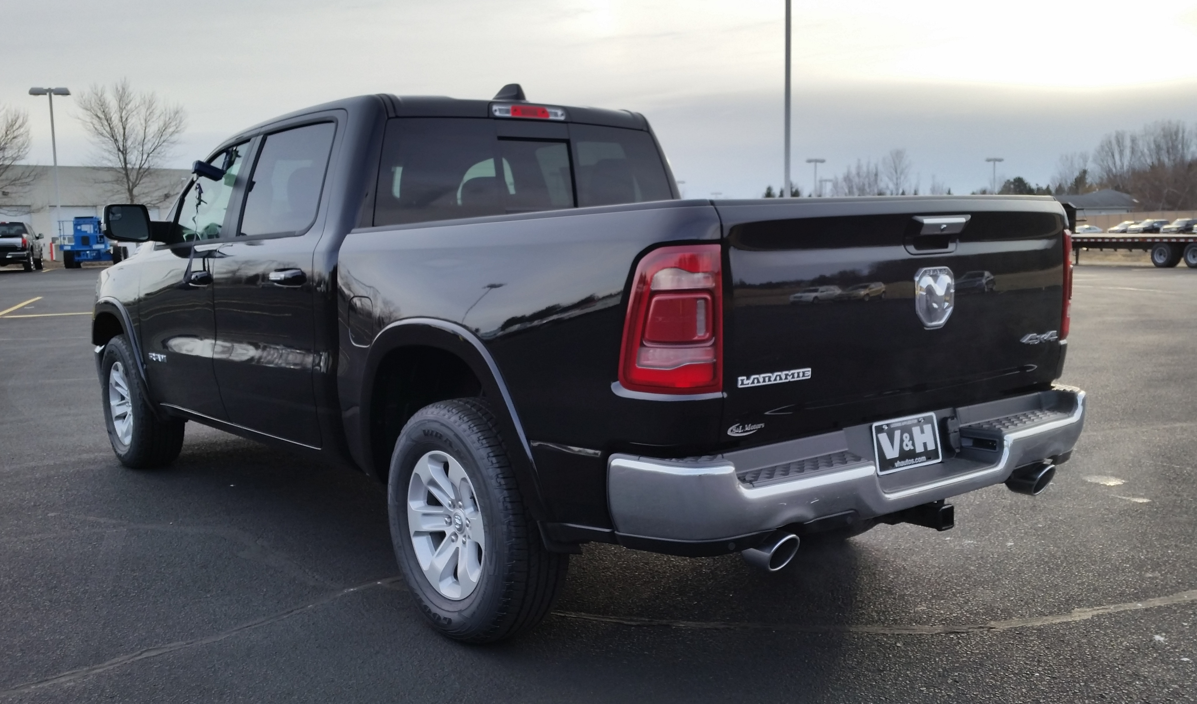 2019 Ram 1500 Crew Cab 4x4,  Pickup #11189 - photo 2