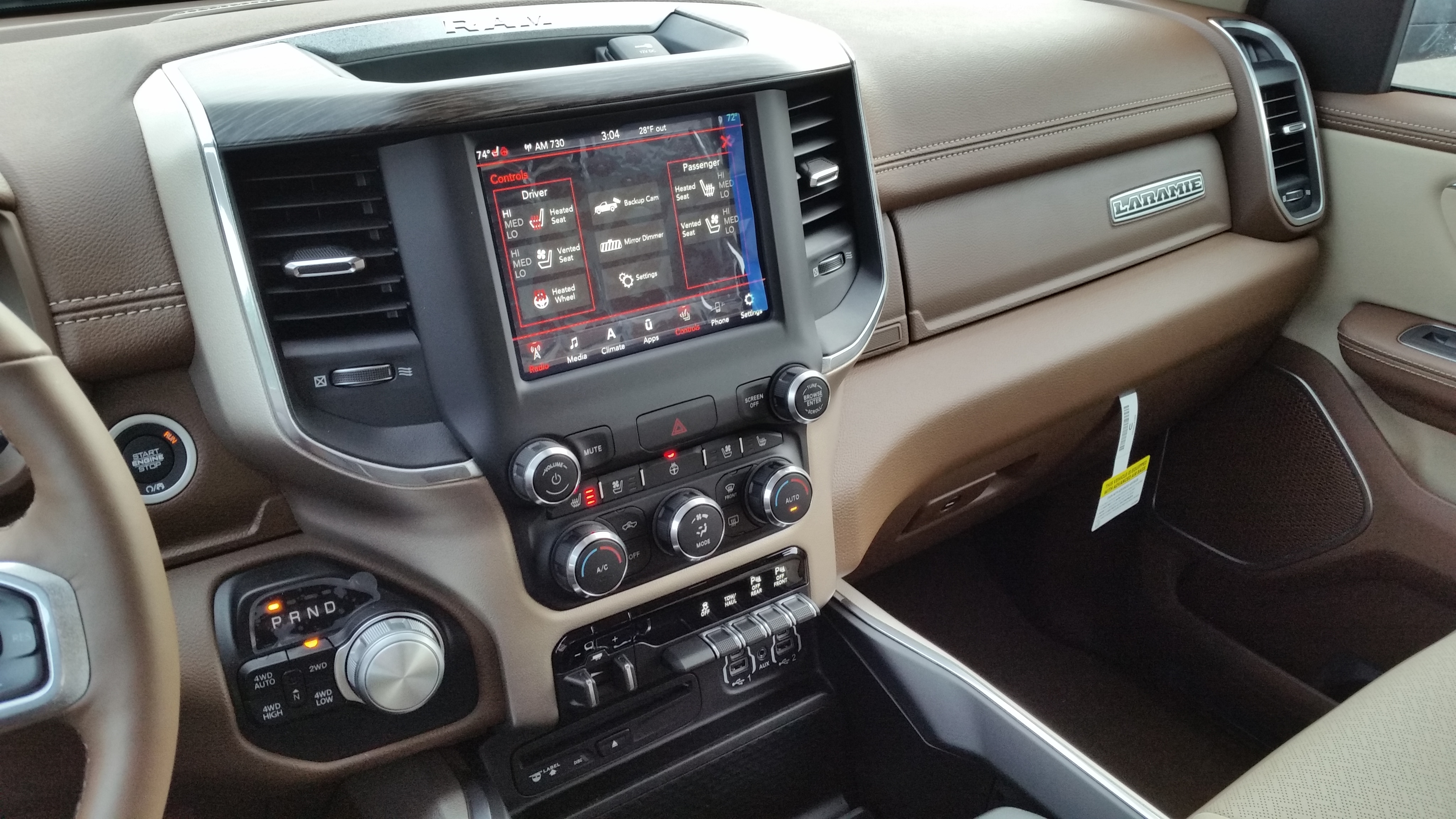 2019 Ram 1500 Crew Cab 4x4,  Pickup #11193 - photo 16