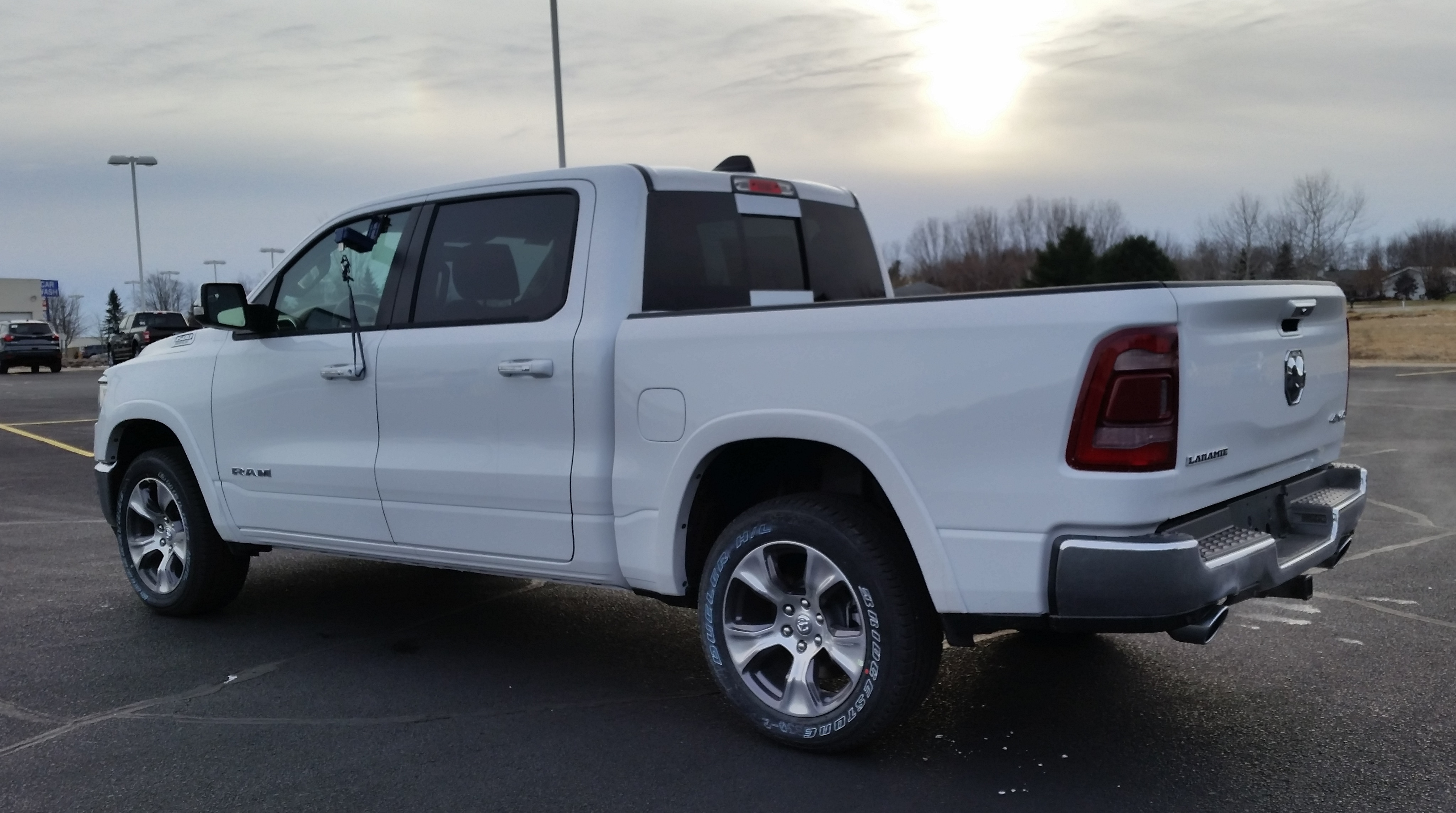 2019 Ram 1500 Crew Cab 4x4,  Pickup #11193 - photo 2