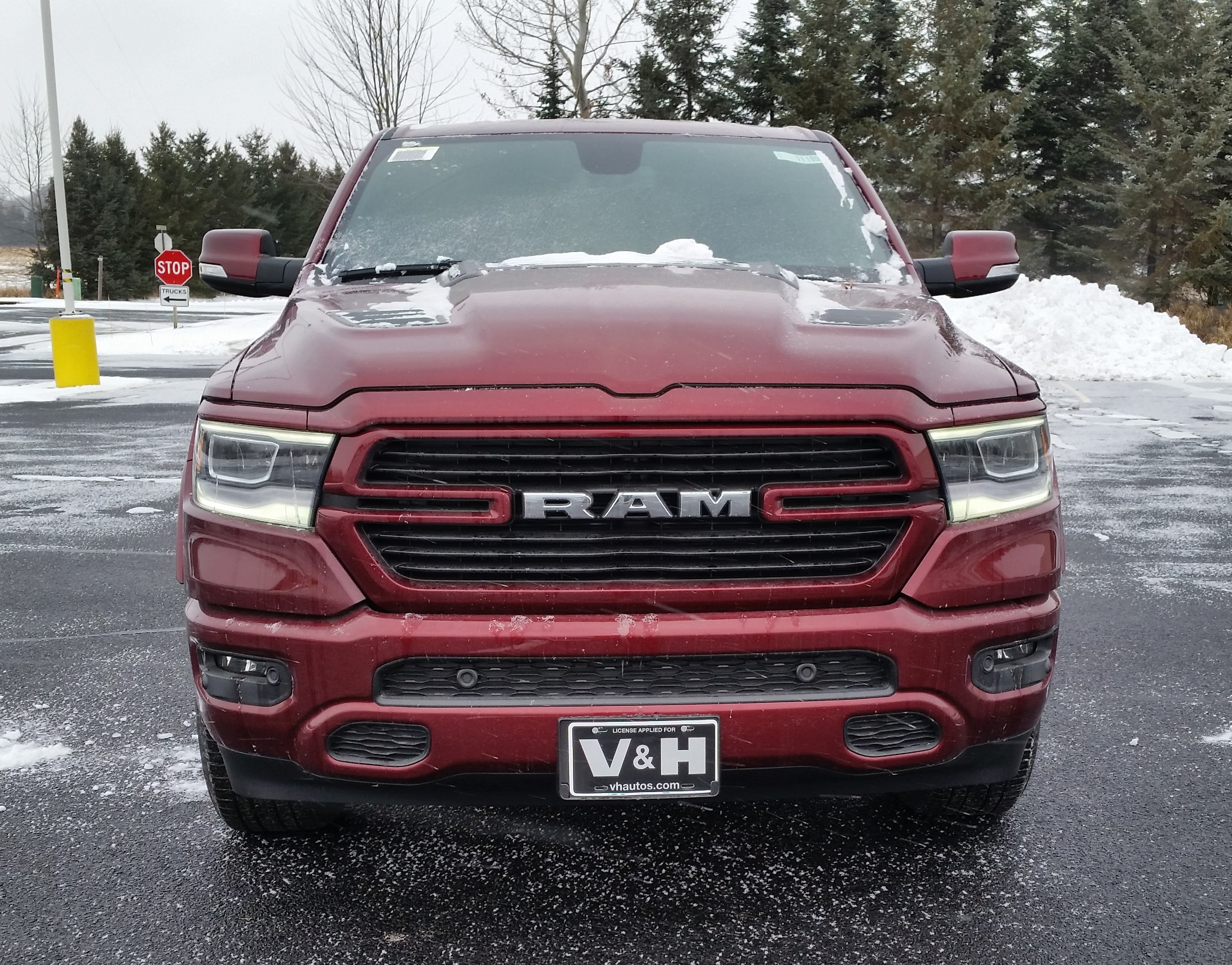 2019 Ram 1500 Crew Cab 4x4,  Pickup #11195 - photo 3