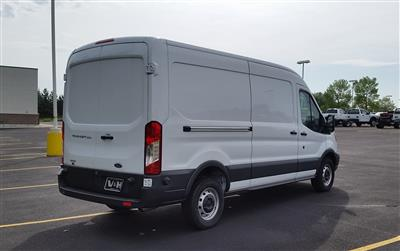 2017 Transit 250 Med Roof 4x2,  Empty Cargo Van #21528 - photo 7