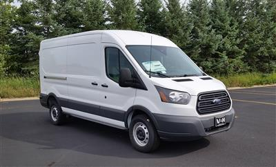 2017 Transit 250 Med Roof 4x2,  Empty Cargo Van #21528 - photo 9