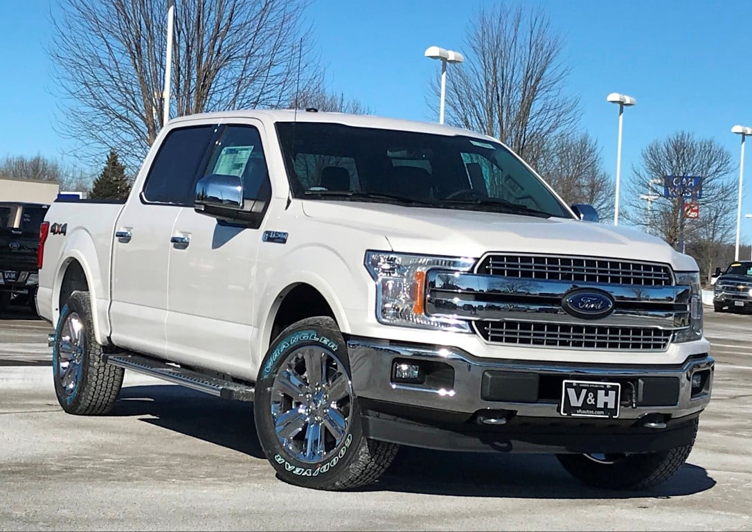2018 F-150 SuperCrew Cab 4x4, Pickup #21659 - photo 1