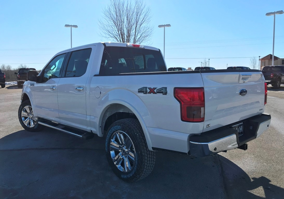2018 F-150 SuperCrew Cab 4x4, Pickup #21659 - photo 27