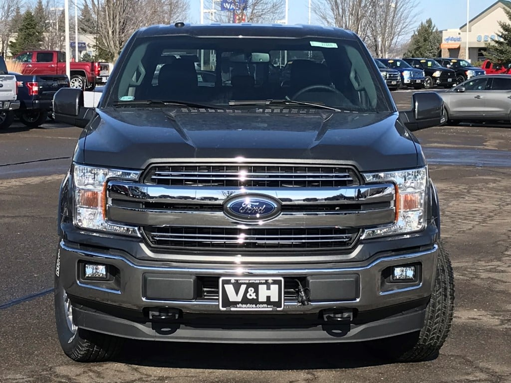 2018 F-150 SuperCrew Cab 4x4,  Pickup #21660 - photo 23