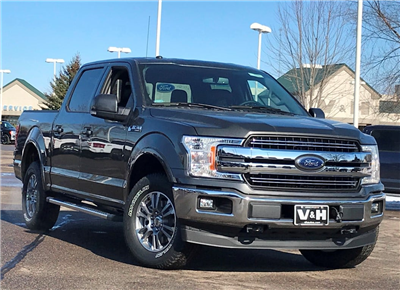 2018 F-150 SuperCrew Cab 4x4,  Pickup #21660 - photo 1