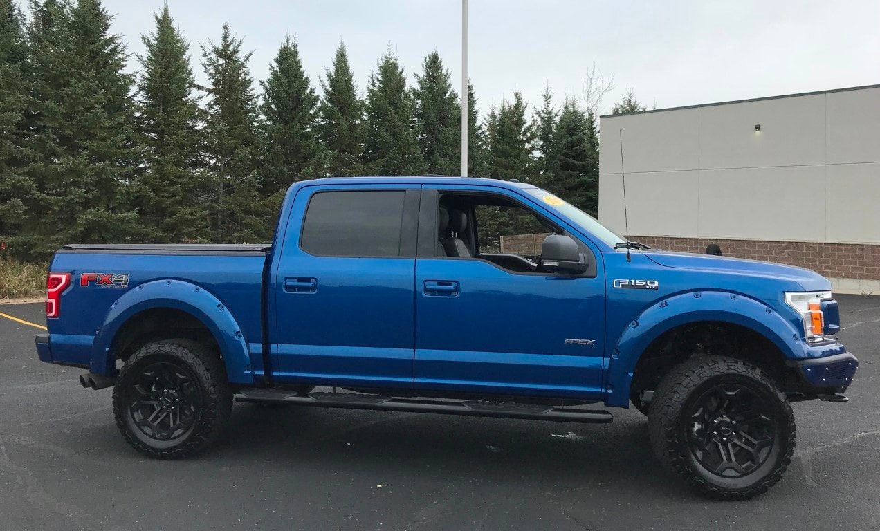 2018 F-150 SuperCrew Cab 4x4,  Pickup #21712 - photo 32