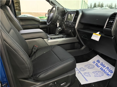 2018 F-150 SuperCrew Cab 4x4,  Pickup #21712 - photo 25