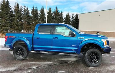 2018 F-150 SuperCrew Cab 4x4,  Pickup #21712 - photo 33