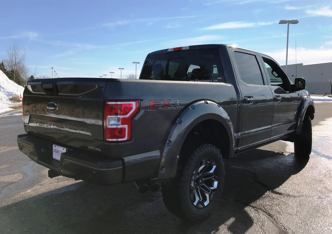2018 F-150 SuperCrew Cab 4x4,  Pickup #21741 - photo 2