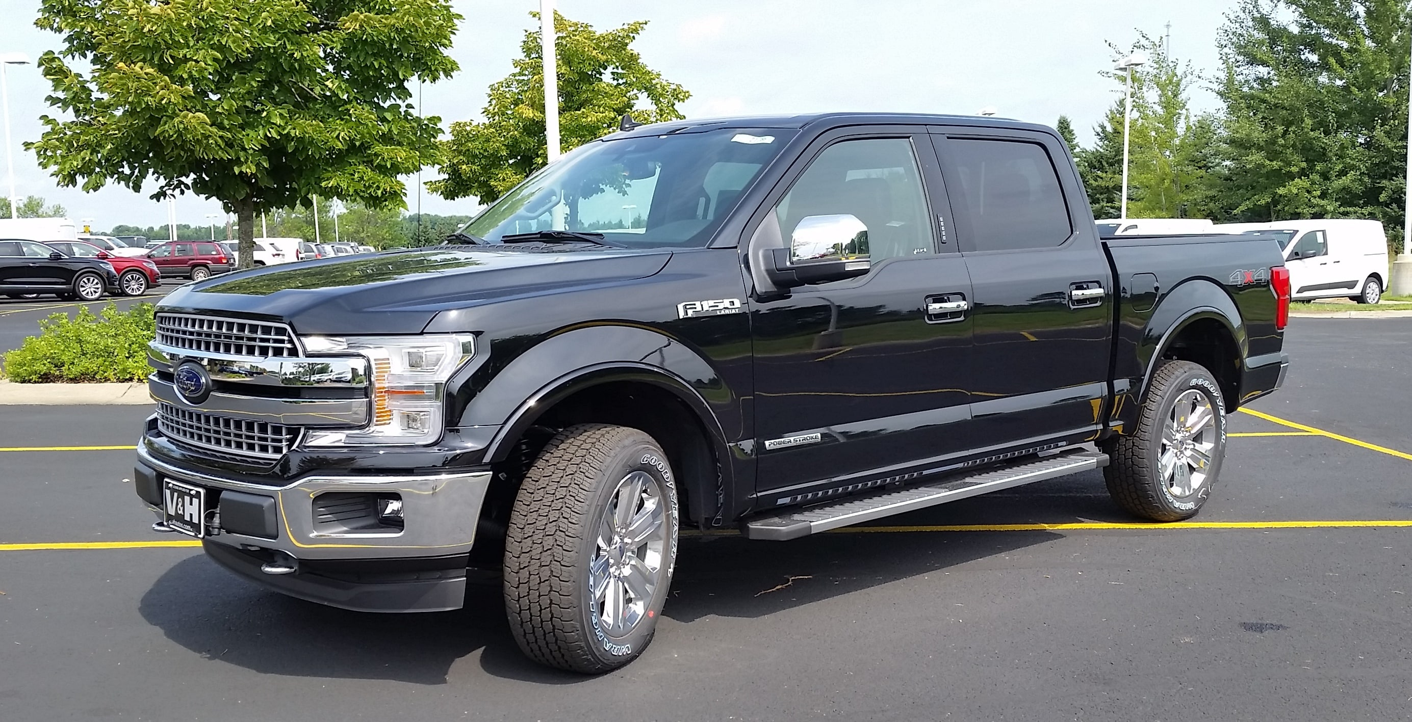 2018 F-150 SuperCrew Cab 4x4,  Pickup #21786 - photo 1