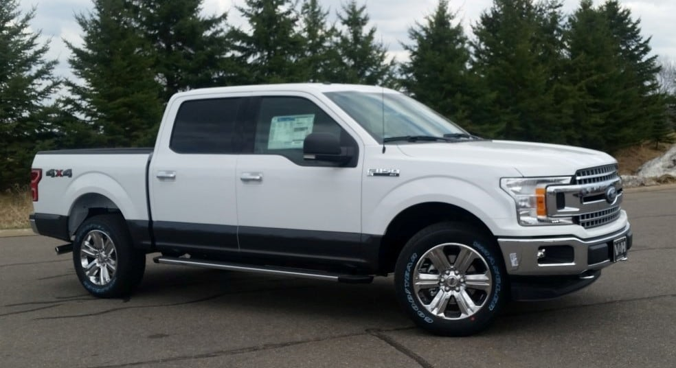 2018 F-150 SuperCrew Cab 4x4, Pickup #21794 - photo 3