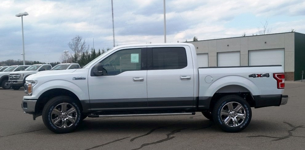 2018 F-150 SuperCrew Cab 4x4, Pickup #21794 - photo 25