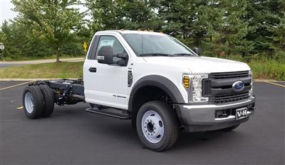 2018 F-550 Regular Cab DRW 4x2,  Cab Chassis #21821 - photo 3