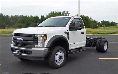 2018 F-550 Regular Cab DRW 4x2,  Cab Chassis #21824 - photo 1