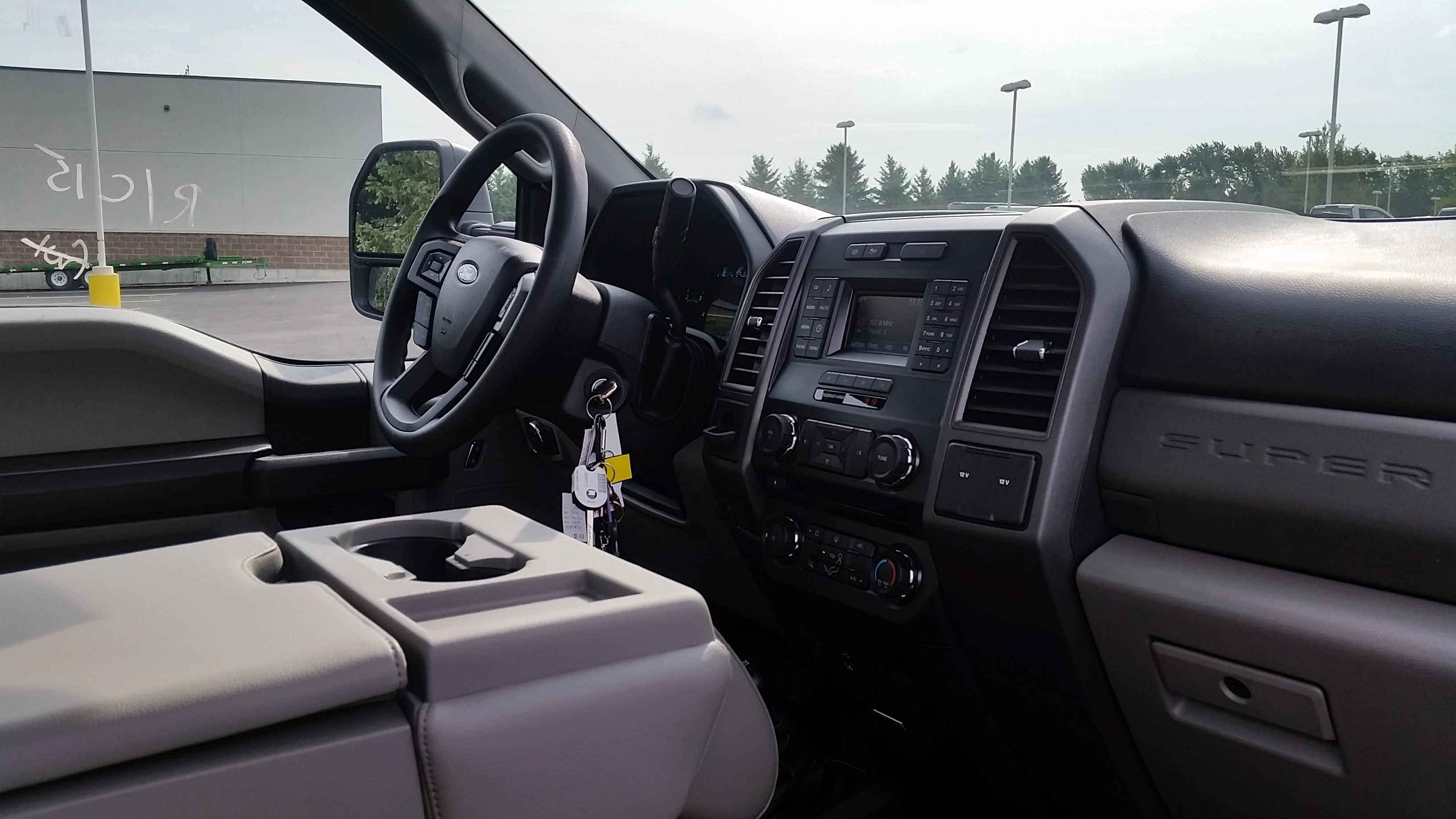 2018 F-550 Regular Cab DRW 4x4,  Cab Chassis #21840 - photo 18