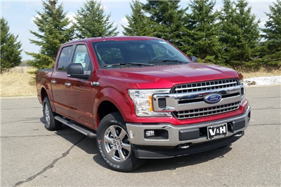 2018 F-150 SuperCrew Cab 4x4,  Pickup #21870 - photo 1