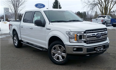 2018 F-150 SuperCrew Cab 4x4,  Pickup #21893 - photo 1