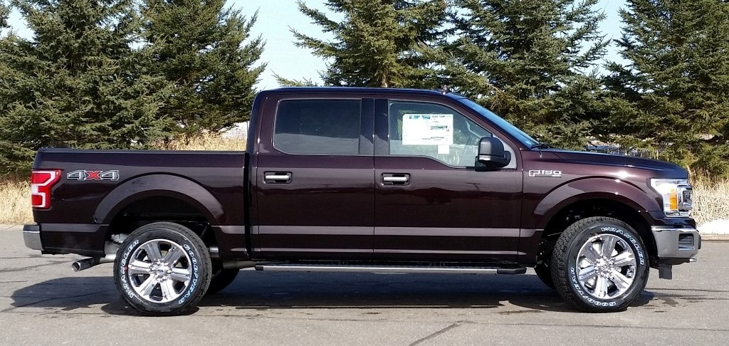 2018 F-150 SuperCrew Cab 4x4, Pickup #21917 - photo 1