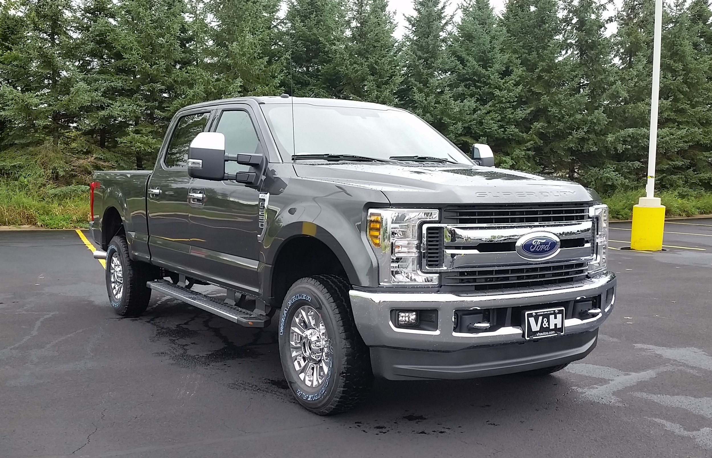 2019 F-250 Crew Cab 4x4,  Pickup #22016 - photo 7