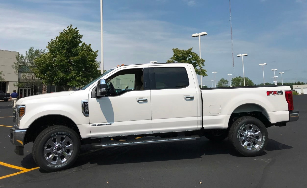 2019 F-350 Crew Cab 4x4,  Pickup #22072 - photo 25