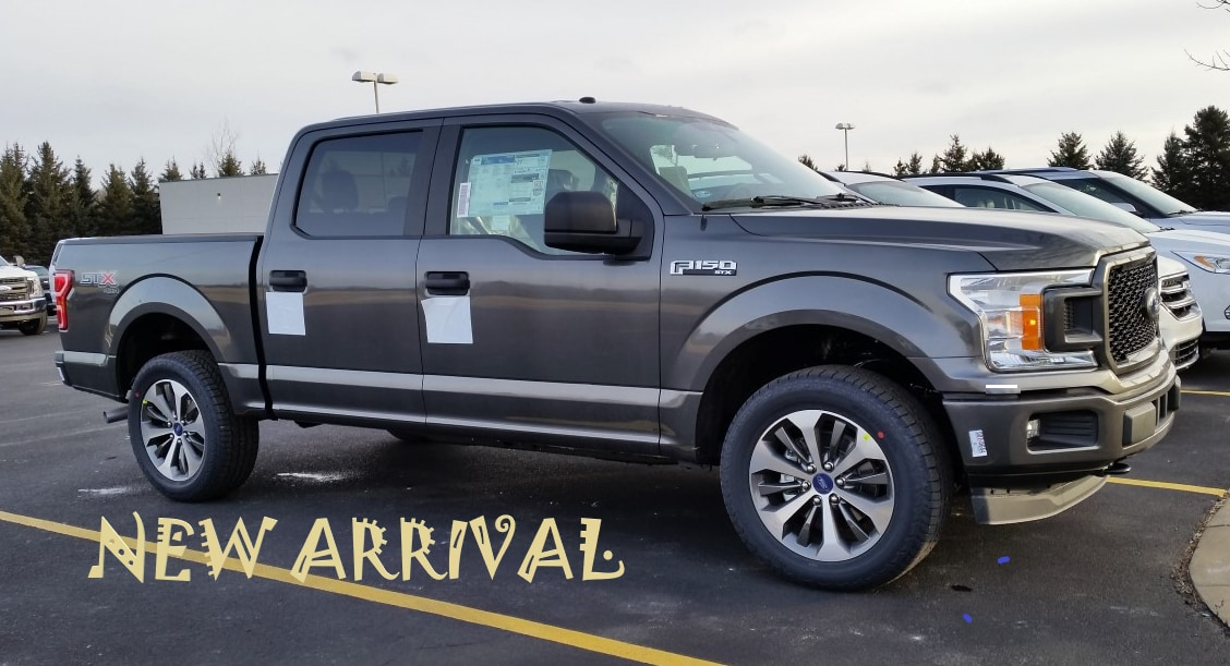 2019 F-150 SuperCrew Cab 4x4,  Pickup #22338 - photo 1