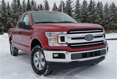 2019 F-150 Super Cab 4x4,  Pickup #22359 - photo 1