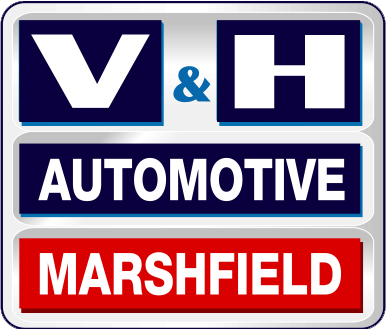 V & H Automotive Ford logo