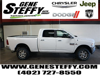 2017 Ram 2500 Crew Cab 4x4, Pickup #HG664427 - photo 1