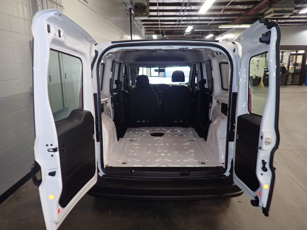 2018 ProMaster City FWD,  Empty Cargo Van #J6L68973 - photo 2