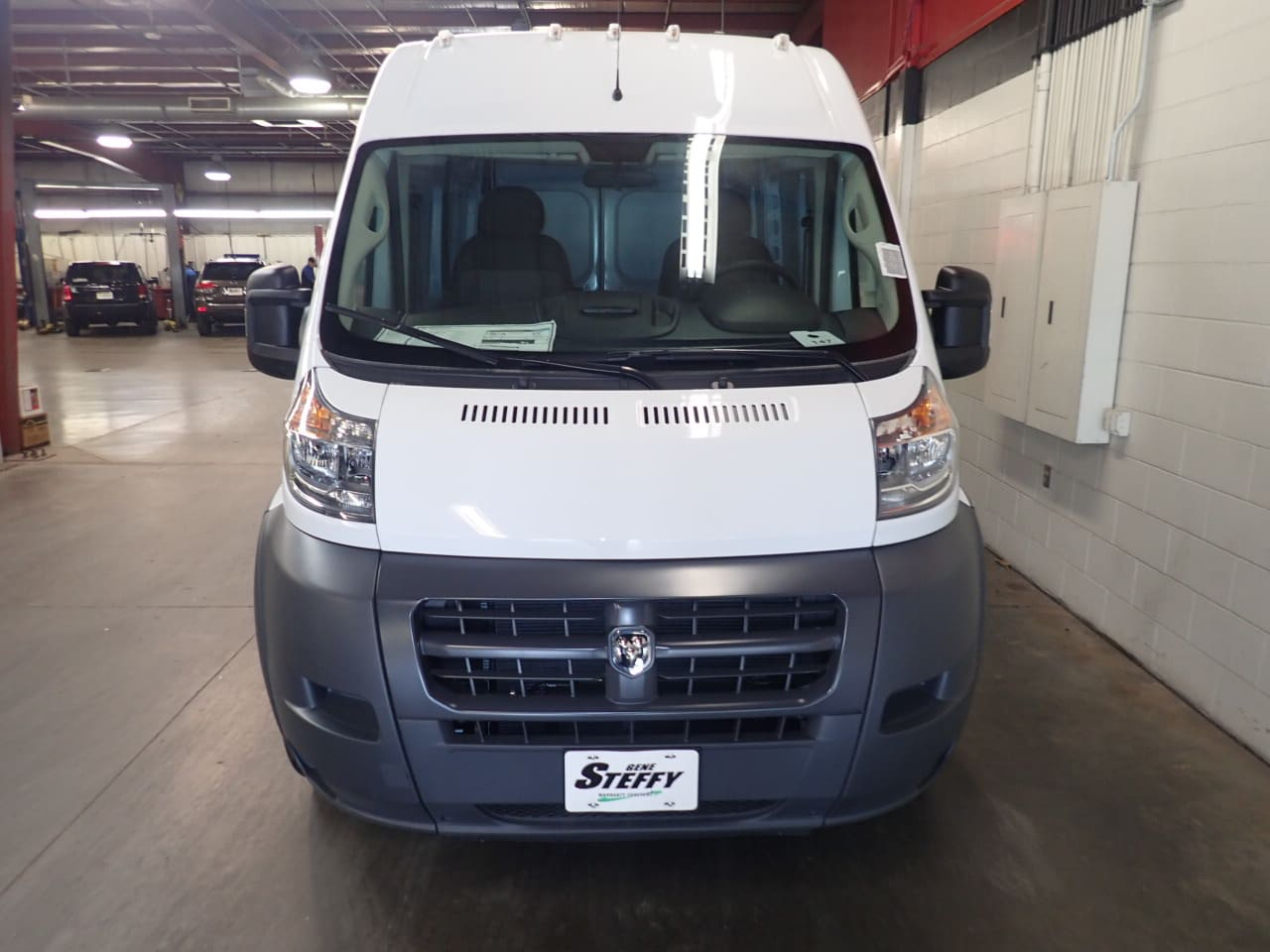 2018 ProMaster 1500 High Roof 4x2,  Empty Cargo Van #JE100197 - photo 4