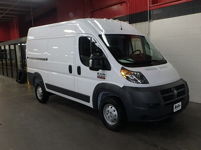 2018 ProMaster 1500 High Roof FWD,  Empty Cargo Van #JE100198 - photo 3