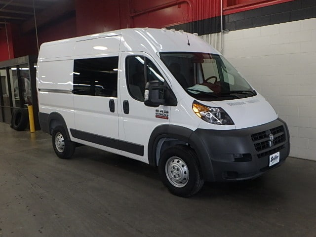 2018 ProMaster 2500 High Roof, Cargo Van #JE108116 - photo 3