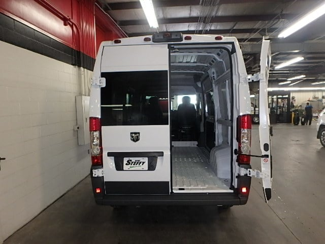 2018 ProMaster 2500 High Roof, Cargo Van #JE108116 - photo 10