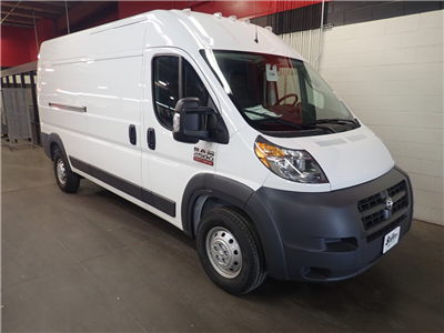 2018 ProMaster 2500 High Roof 4x2,  Empty Cargo Van #JE132214 - photo 3
