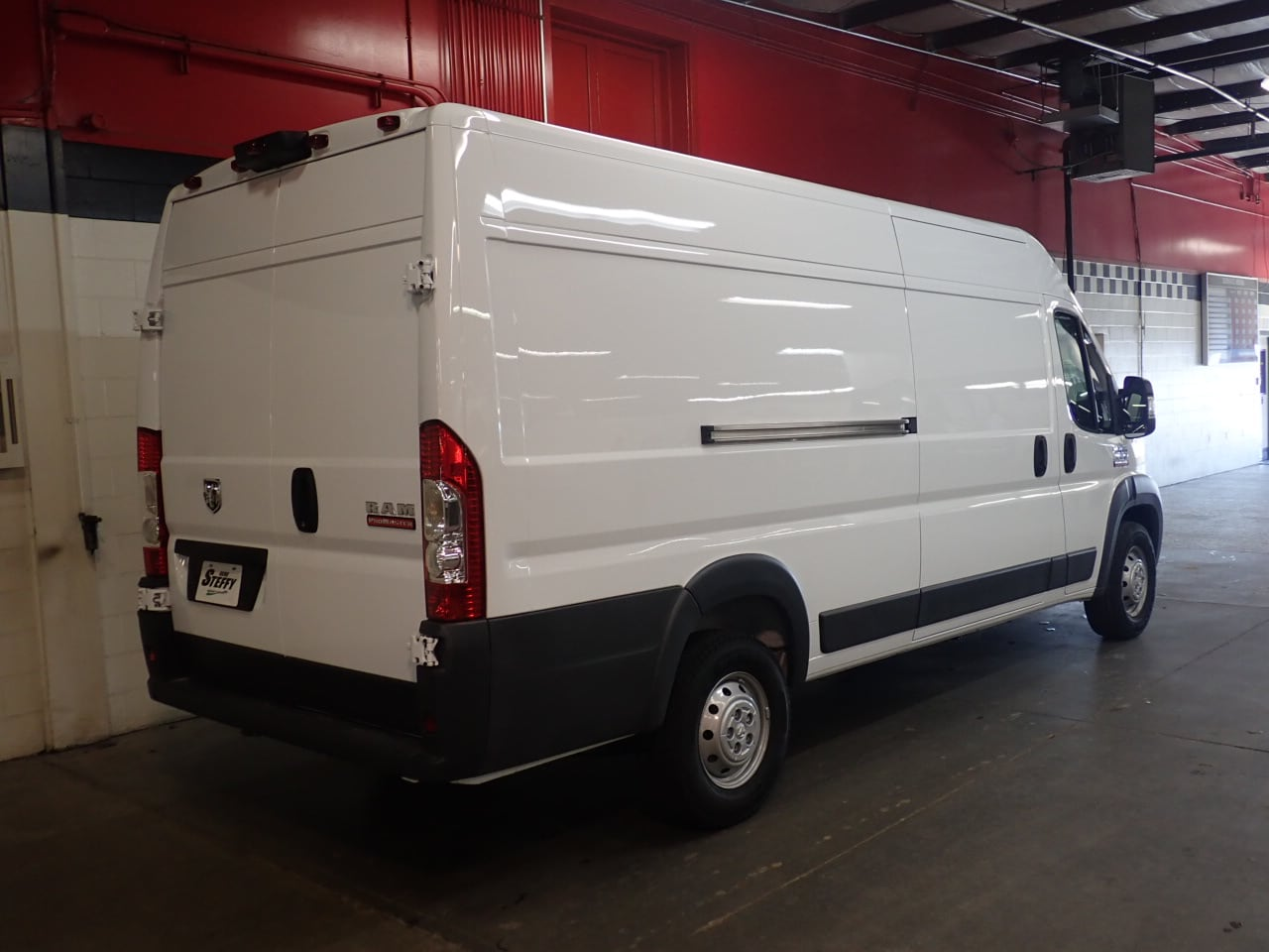 2018 ProMaster 3500 High Roof FWD,  Empty Cargo Van #JE141855 - photo 13