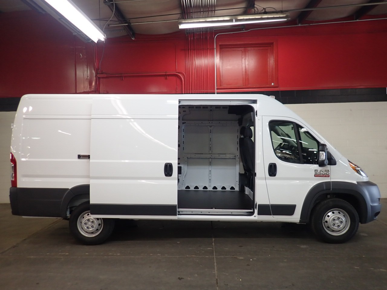 2018 ProMaster 3500 High Roof FWD,  Empty Cargo Van #JE141855 - photo 14