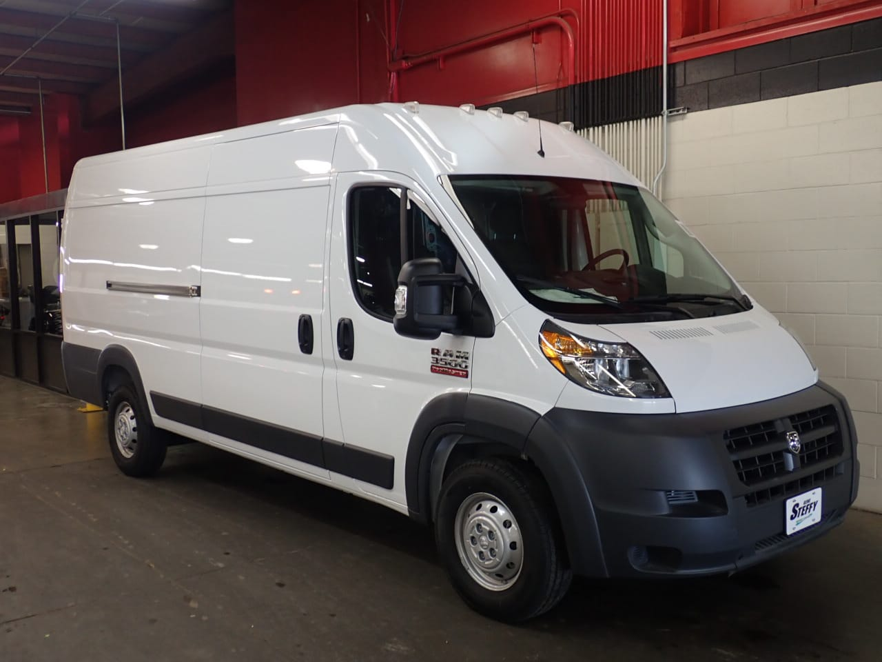 2018 ProMaster 3500 High Roof FWD,  Empty Cargo Van #JE141855 - photo 3