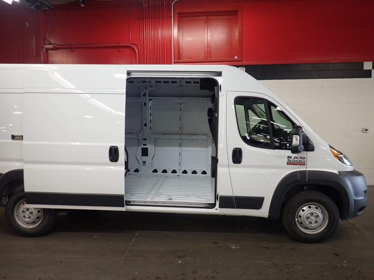 2018 ProMaster 3500 High Roof FWD,  Empty Cargo Van #JE141856 - photo 13