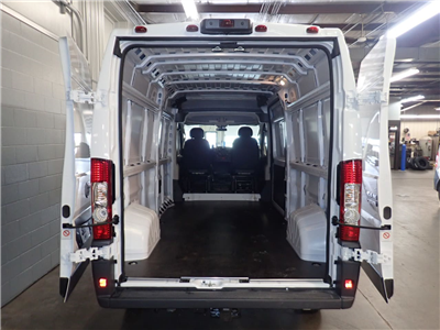2018 ProMaster 2500 High Roof FWD,  Empty Cargo Van #JE143968 - photo 2