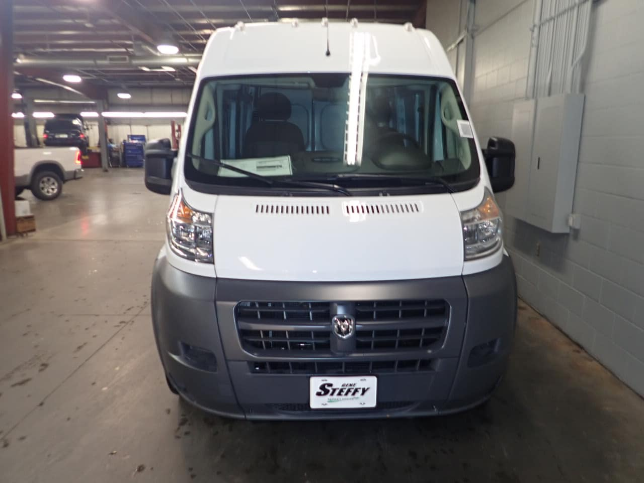 2018 ProMaster 2500 High Roof FWD,  Empty Cargo Van #JE156403 - photo 4