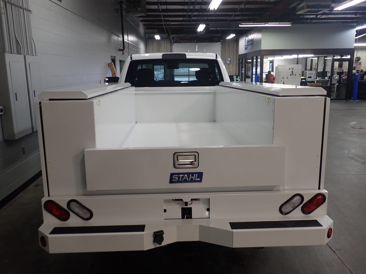 2018 Ram 3500 Regular Cab 4x4,  Stahl Challenger ST Service Body #JG306437 - photo 5