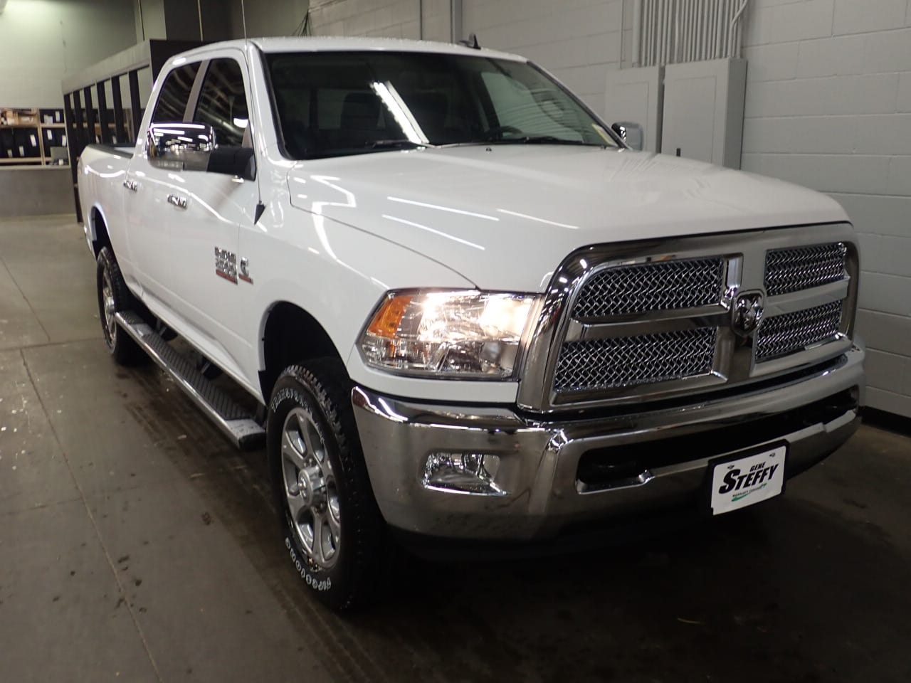 2018 Ram 2500 Crew Cab 4x4,  Pickup #JG365911 - photo 3