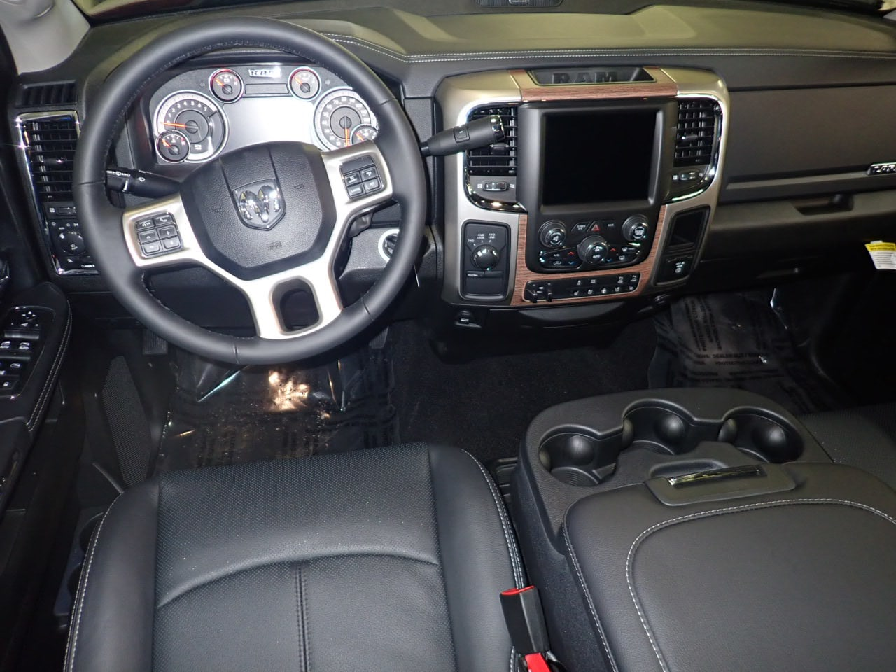 2018 Ram 2500 Crew Cab 4x4,  Pickup #JG381990 - photo 5