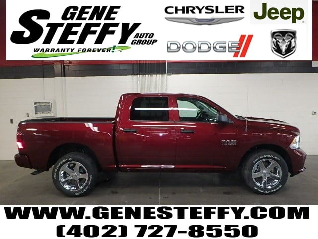 2018 Ram 1500 Crew Cab 4x4,  Pickup #JS103225 - photo 1