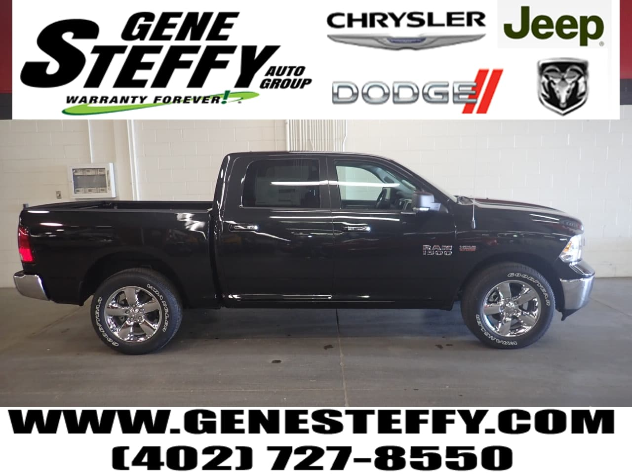 2018 Ram 1500 Crew Cab 4x4,  Pickup #JS257744 - photo 1