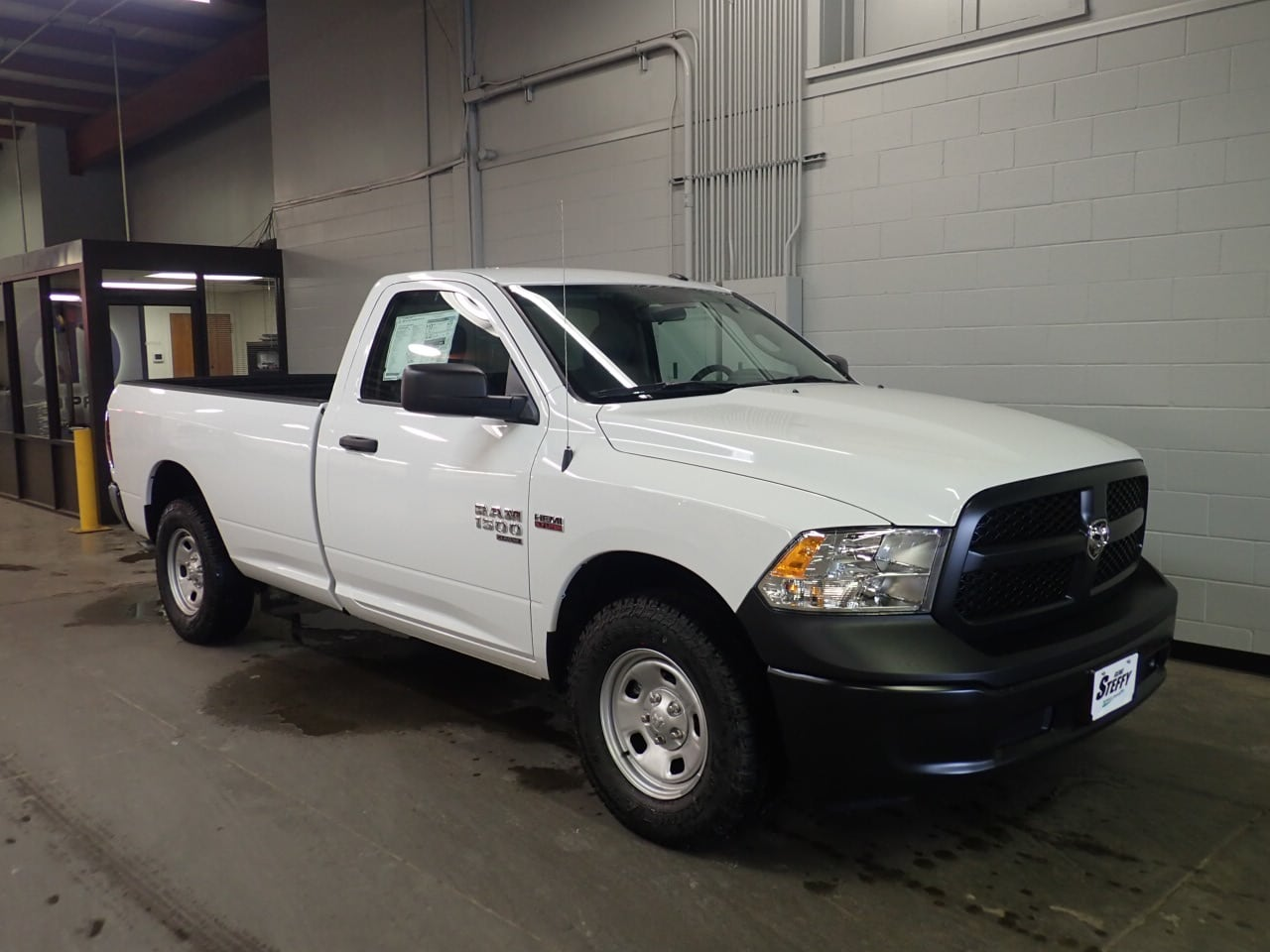 2019 Ram 1500 Regular Cab 4x4,  Pickup #KG507908 - photo 3