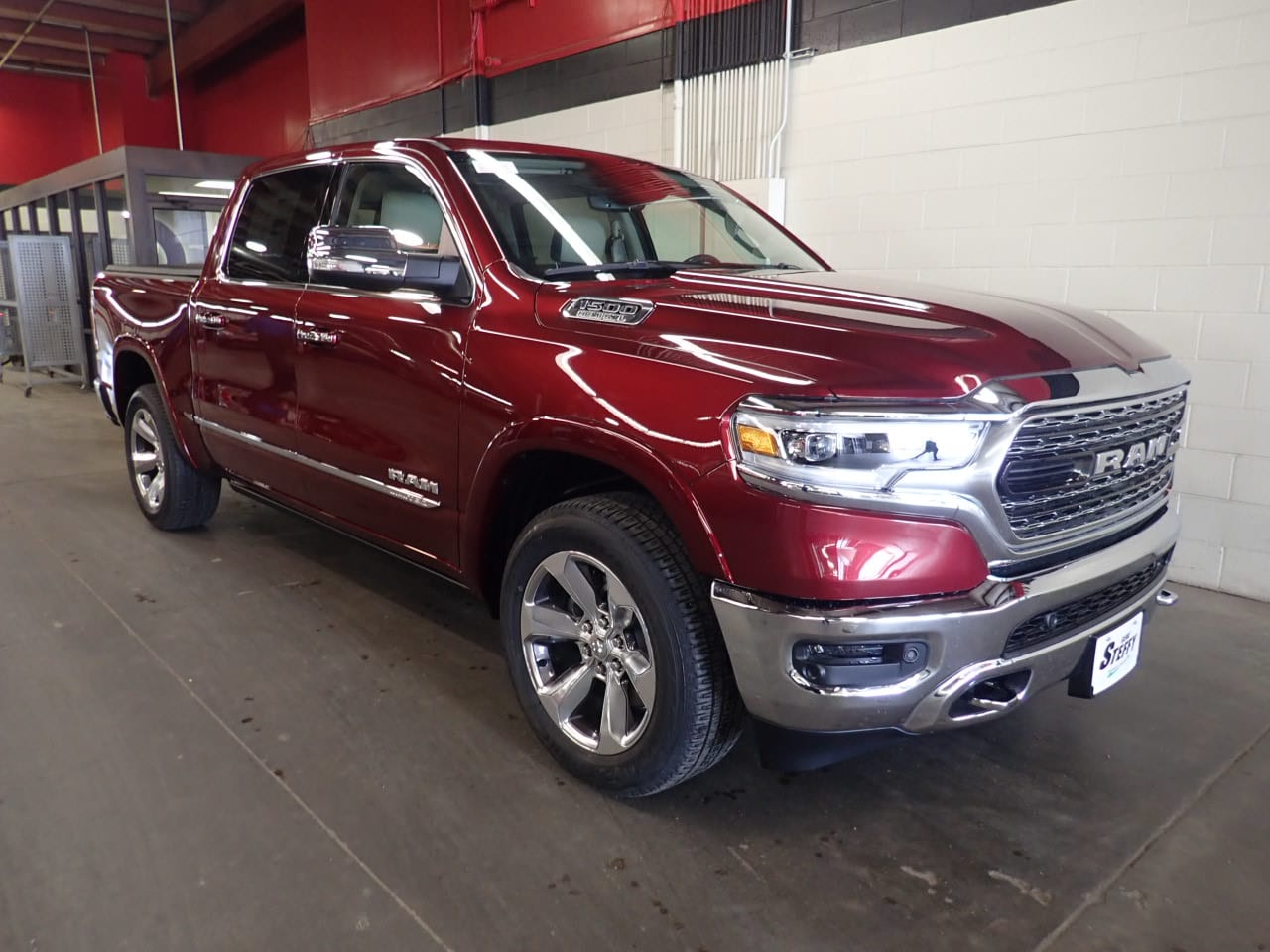 2019 Ram 1500 Crew Cab 4x4,  Pickup #KN526445 - photo 3
